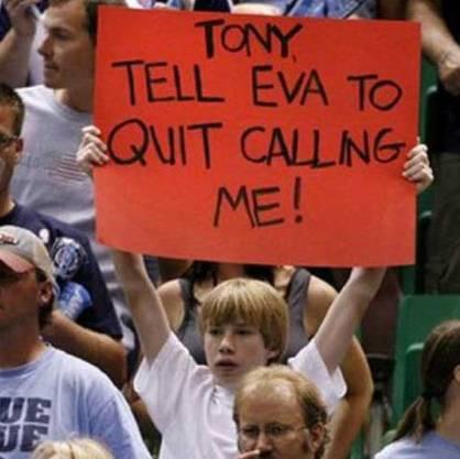 Bis im Sommer 2011 war NBA-Star Tony Parker mit «Desperate Houswive»-Star Eva Longoria verheiratet. Dass der Jugendliche für die Trennung verantwortlich war ist zu bezweifeln.