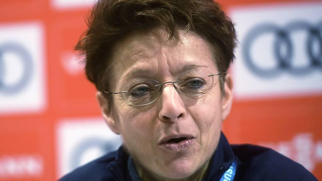 Die Britin Sarah Lewis, die auch über den Schweizer Pass verfügt, war während 20 Jahren FIS-Generalsekretärin und will nun die erste Präsidentin des Weltverbands werden