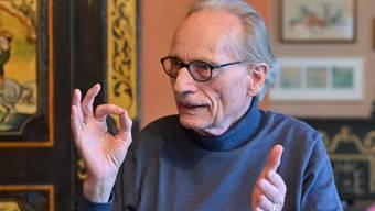 Wilhelm Kufferath von Kendenich ist ein präziser Beobachter der Gegenwart.
