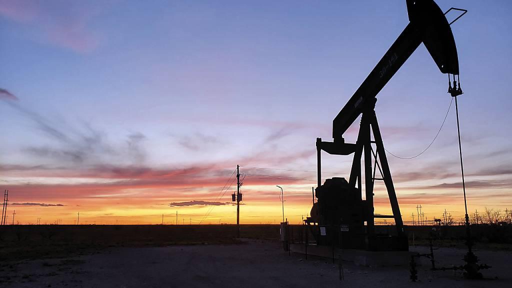 Ölpreise steigen in Richtung Mehrjahreshochs