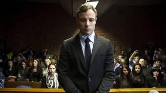Zu milde Strafe? Der Fall von Oscar Pistorius, der seine Freundin erschossen hat, kommt am heutigen Freitag wieder vor Gericht. (Archivbild)