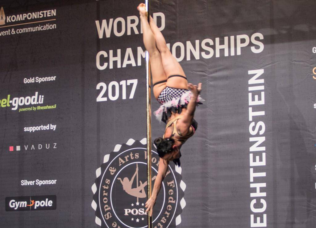 Pole Sport World Championships (© FM1Today/Stefanie Rohner)