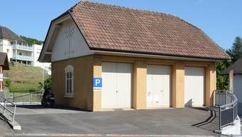Für das Spritzenhaus an der Ecke Hasengasse/Am Stalden hat die Gemeinde keinen Gebrauch mehr.