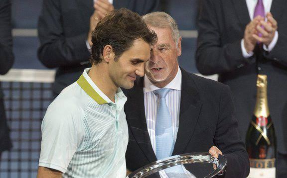 Alt-Bundesrat Adolf Ogi bezeichnet Roger Federer als «bester Botschafter der Schweiz im Ausland.»