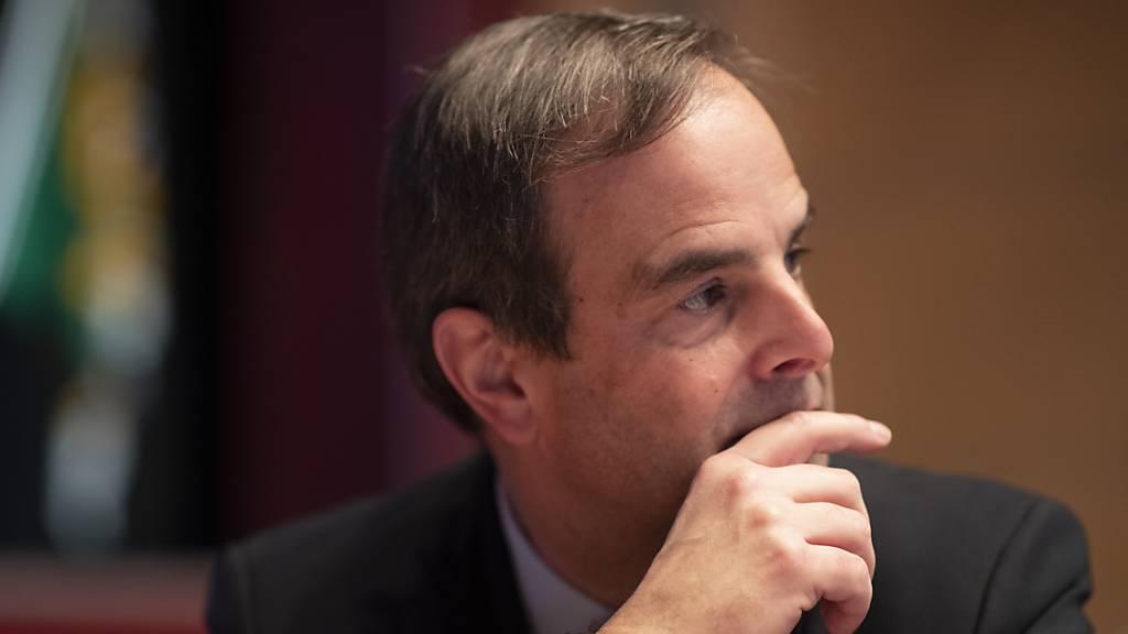 CVP-Chef Pfister sieht kaum Chancen für Rahmenabkommen