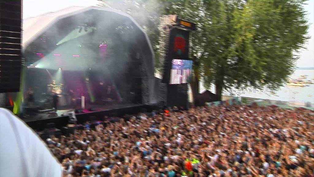Mit 10'000 Fans: Summerdays Festival soll stattfinden