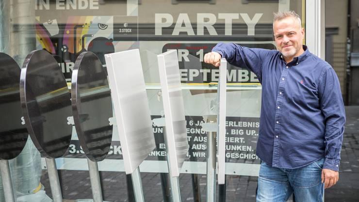 «Wir Altstadt-Wirte wollen in erster Linie überleben», sagt Alessandro Crivaro. (Archiv)
