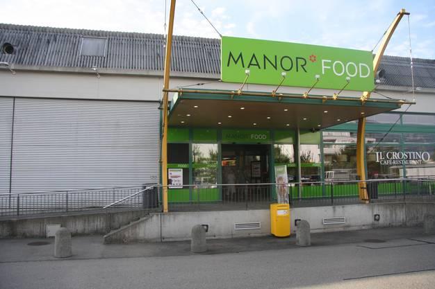 Manor Food an der Schanzmühle gibts nur noch bis über Ostern 2018
