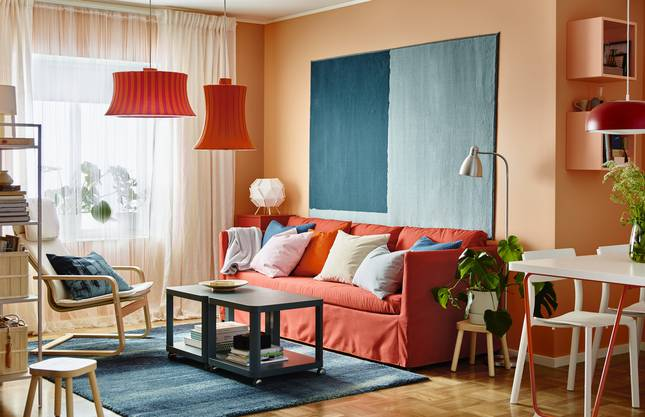 Sofa Brathult von IKEA