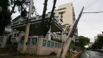 800'000 Menschen haben in Puerto Rico keinen Strom