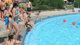 Sommer, Sonne, Fun und Wasserspass beim Badiplausch der CVP