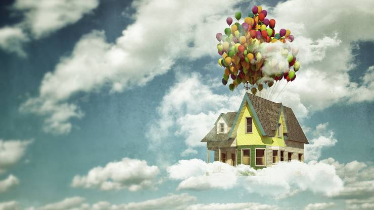Das Hauptrisiko für inlandorientierte Banken liegt im Hypotheken- und Immobiliengeschäft.