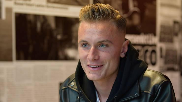 Sein grosses Vorbild ist Sergio Ramos: FCB-Winter-Neuzugang Jasper van der Werff.