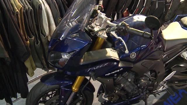 100 Bikerjacken wieder aufgetaucht