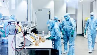 Novartis: Produktion von Zell- und Gentherapien in Stein-Säckingen (hier wird Kymriah produziert).