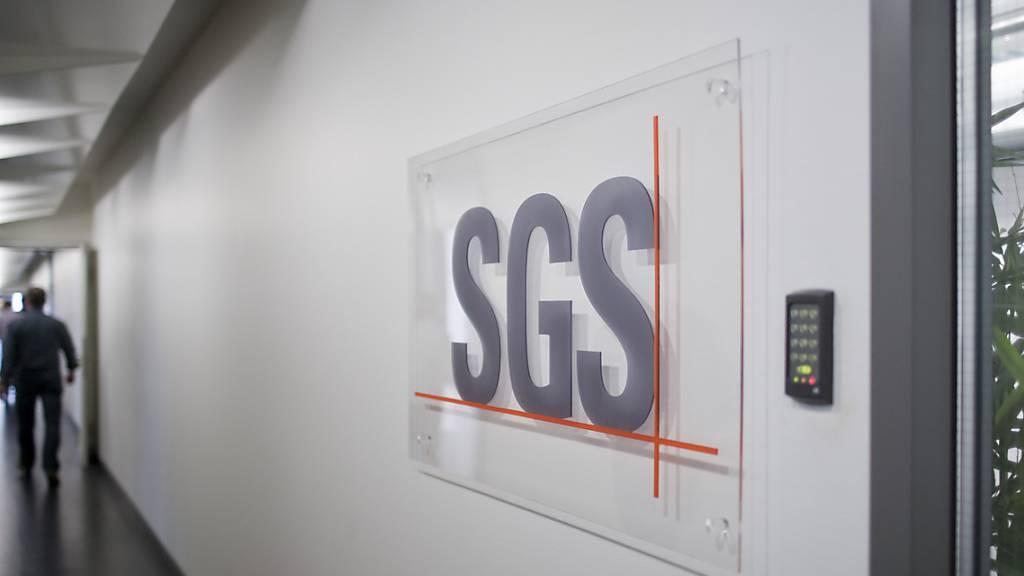 SGS schwenkt im Halbjahr auf Erholungskurs ein