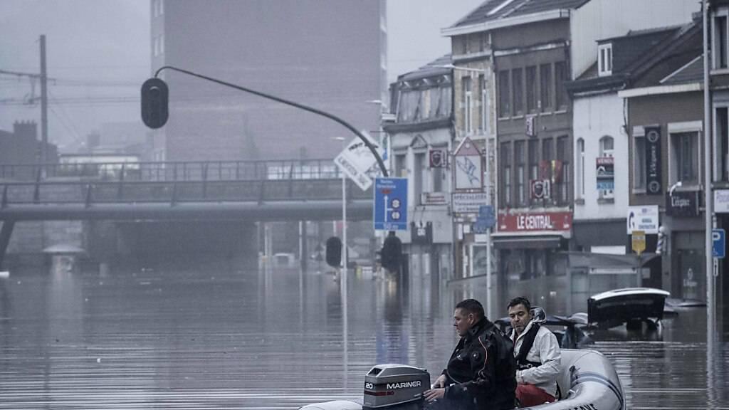 Zahl der Toten in Belgien steigt auf mindestens 14