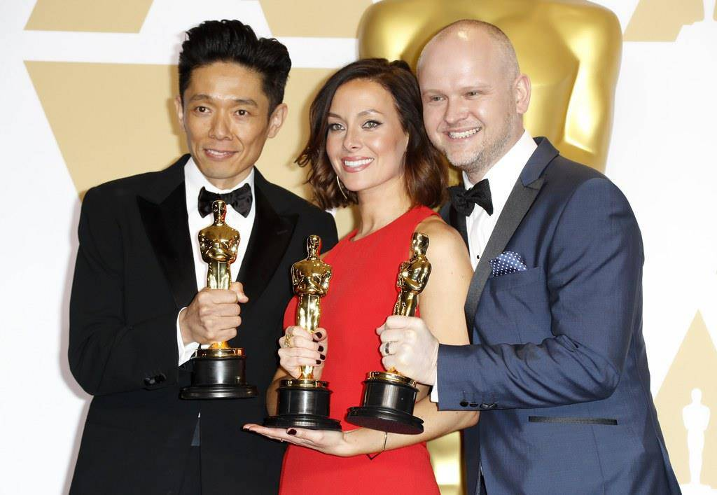 Das waren die Oscars 2018 (© Keystone/AP/Chris Pizzello)
