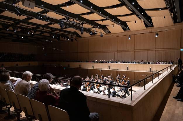 In der Tonhalle Maag in Zürich gibt es bis 10. Januar keine Konzerte.