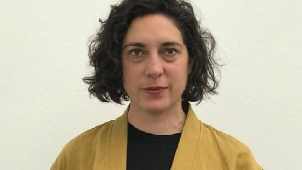 Die neue Präsidentin der IG Kultur Luzern: Laura Breitschmid.