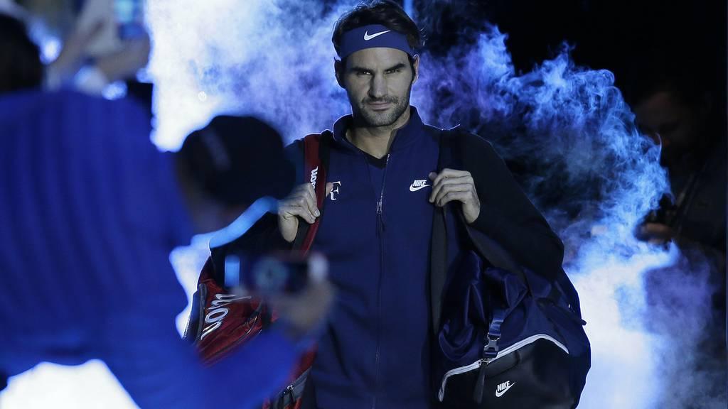 Rogerer Federer holt den 94. Titel