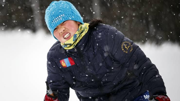 Kälte sind sich die Jugendlichen gewohnt: Die mongolische Hauptstadt Ulaanbaatar ist die kälteste Hauptstadt der Welt mit einer Jahresdurchschnittstemperatur von -2 Grad.
