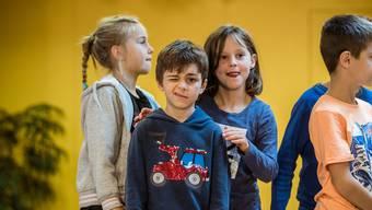 Kindertheaterwoche Zuchwil 2019