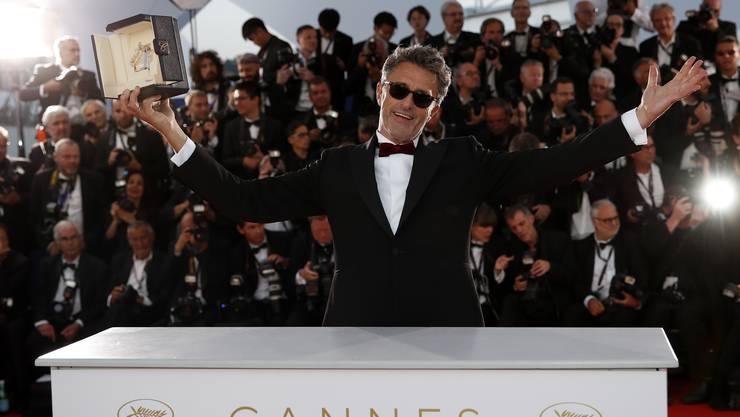 Pawel Pawlikowski gewann im Mai 2018 den Regiepreis in Cannes.