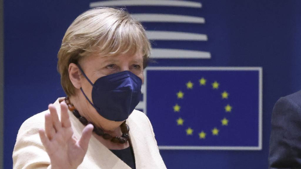 Merkel wirft Lukaschenko staatlichen Menschenhandel vor
