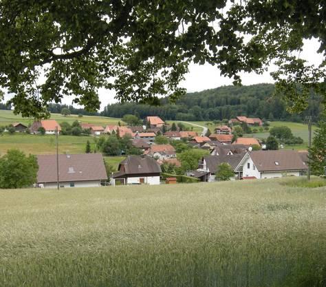Lüterswil-Gächliwil hätte noch Bauiland für 51 neue Einwohner, doch das Bauland ist nicht auf dem Markt.