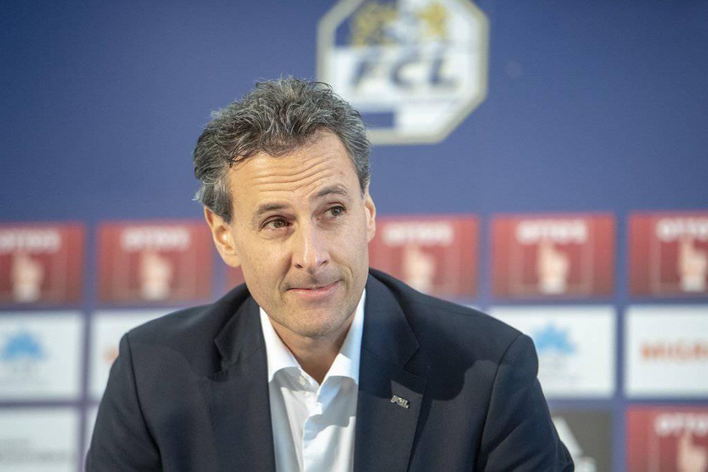 Philipp Studhalter kann die Kritik der FCSG-Fans teilweise nachvollziehen. (Bild: Keystone/Urs Flüeler)