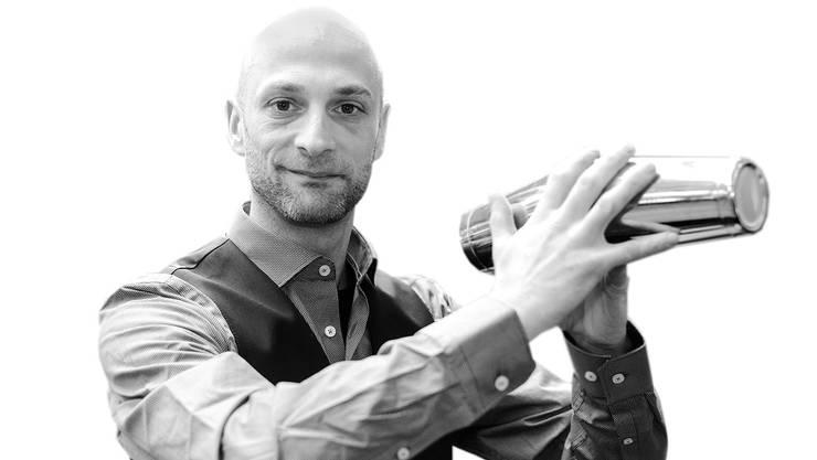 Philipp Kiefer stellt jede Woche einen Cocktail vor.