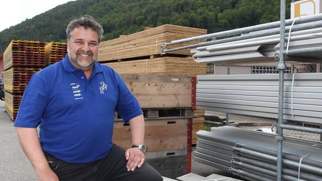 Der OK-Präsident des Kantonalturnfests 2012, Enzo Cessotto, ist «jetzt richtig zappelig».
