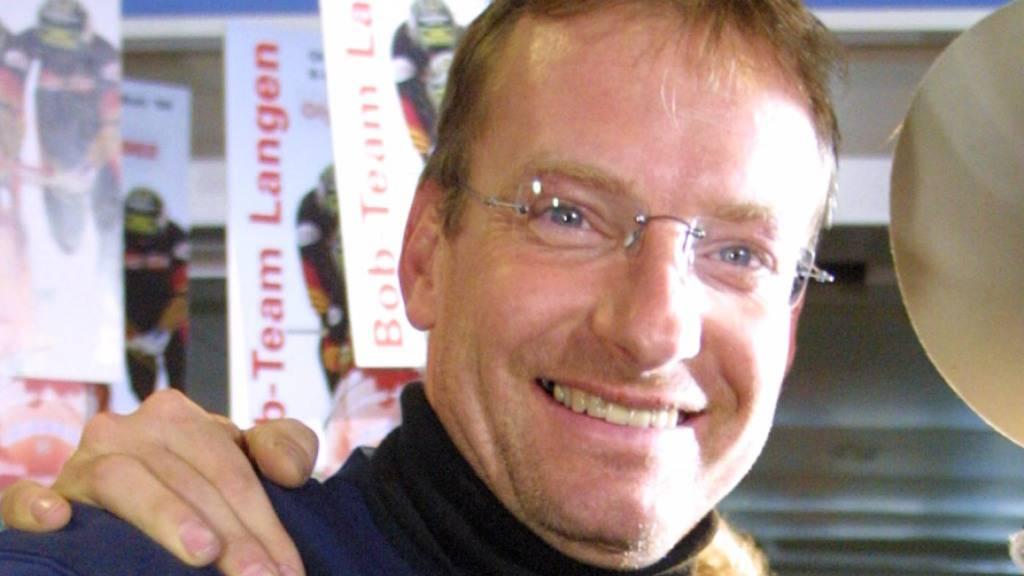 2002 für Deutschland Olympiasieger, seit 2016 erfolgreich in der Schweiz tätig: Christoph Langen