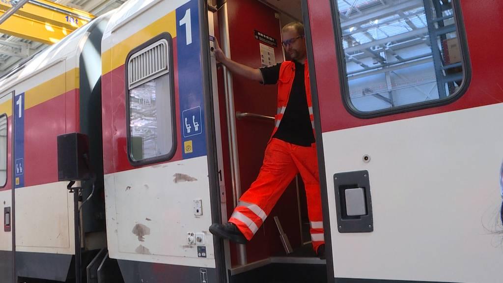 Abschlussbericht zum Zugunfall in Baden: Tödlich verunglückter Zugchef rief vergeblich um Hilfe
