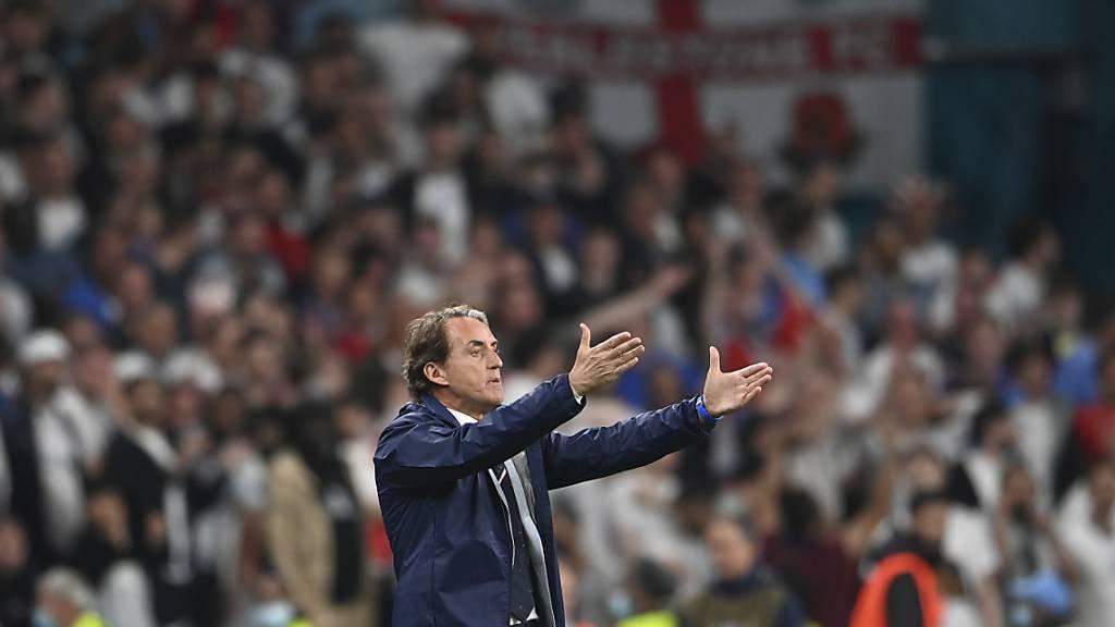 Roberto Mancini hielt sein Versprechen
