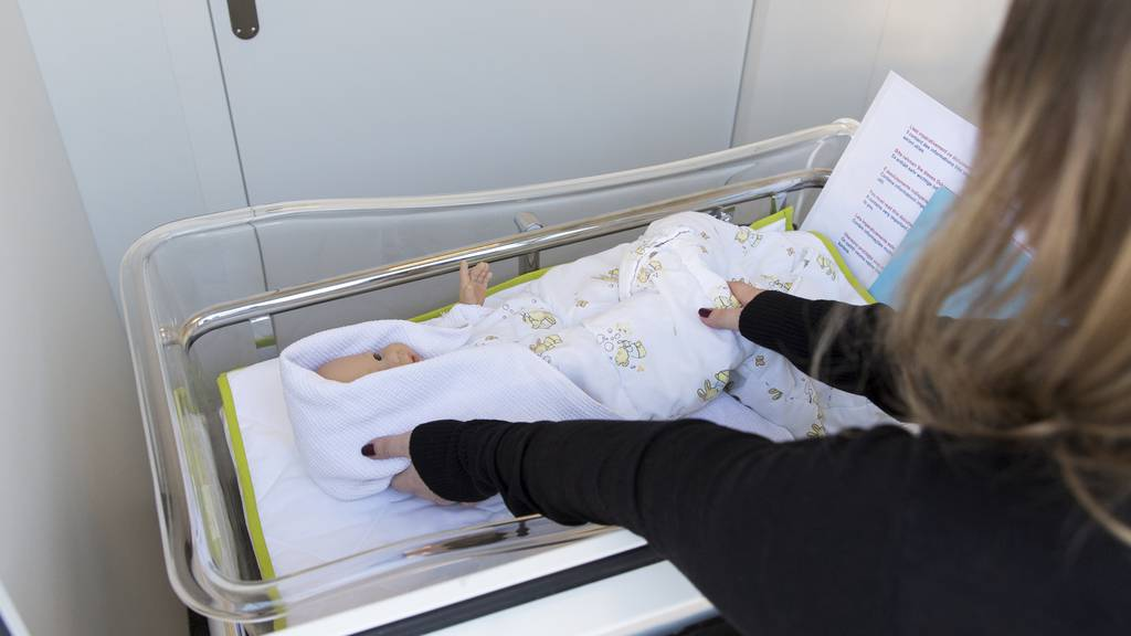 Kind in Babyfenster abgegeben