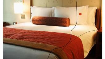 Zweisprachig Aarauer Hotelliste. (zvg)