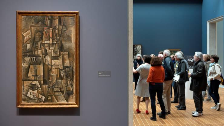 Das Kunstmuseum ist ein unbestrittener kultureller «Leuchtturm» und ein Tourismusmagnet. Die politische Linke macht diese Kombination skeptisch.  (zvg / keystone / Georgios Kefalas)