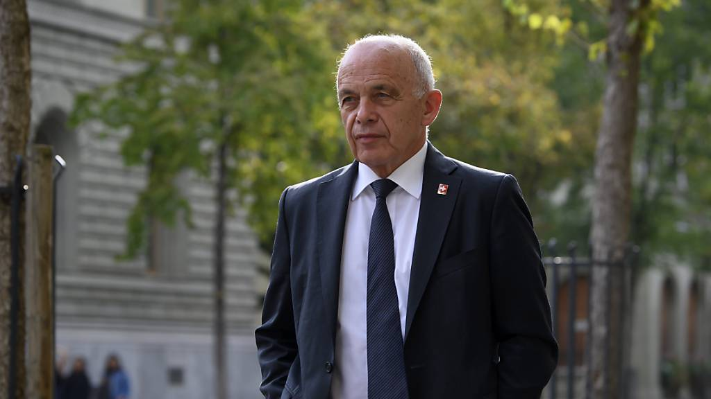 Erklärt Ueli Maurer am Freitag seinen Rücktritt?