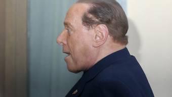 Kümmert sich jetzt um Demente: Silvio Berlusconi