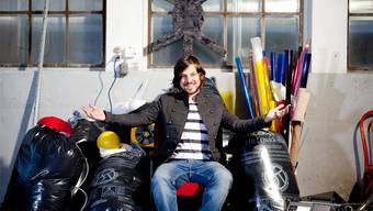 Andi Hofmann (39) ist auch unter dem Spitznamen «King of Trash» bekannt. zvg