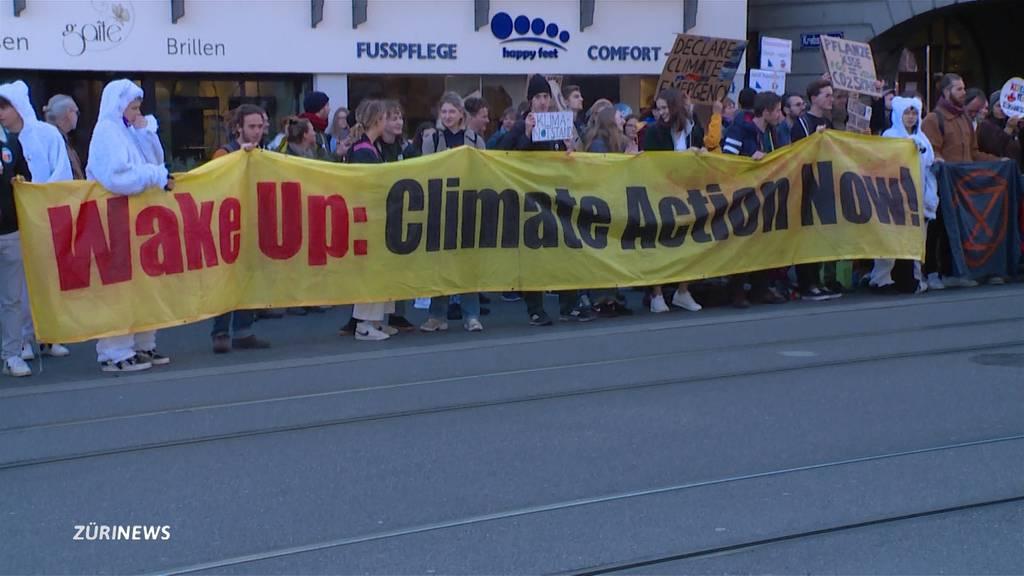 Zürich möchte Klimanotstand ausrufen