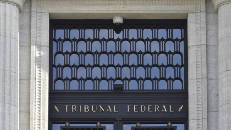Das Bundesgericht hat die langen Freiheitsstrafen für drei Auftragsmörder bestätigt. (Archiv)