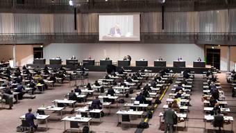 Auch wegen Chlorothalonil reichten zahlreiche Politikerinnen und Politiker im Aargau Vorstösse ein.