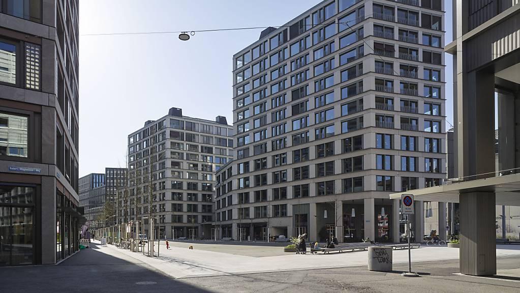 Die Preise für Wohneigentum sind im ersten Quartal 2021 teurer geworden. Damit setzt sich der Preisanstieg fort, vor allem bei Luxushäusern.(Archivbild)