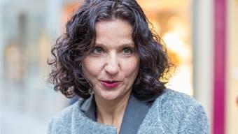 «Noch offen»: Gabriela Suter über ihre Zukunft als SP-Parteipräsidentin.fba