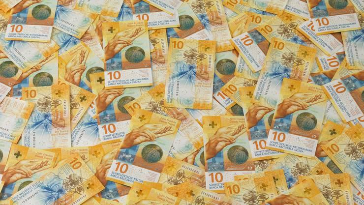 Heute Mittwoch hat die Schweizerische Nationalbank die neue 10er-Note präsentiert. Sie kommt ab 18. Oktober in Umlauf.
