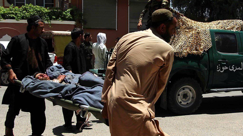 Anschläge und Kriegshandlungen in Afghanistan fordern immer mehr Opfer unter der Zivilbevölkerung. (Symbolbild)