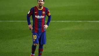 Im Sommer liess der Klub Lionel Messi nicht ziehen, nun hält der Argentinier gemeinsam mit seinen Teamkollegen die Zukunft des FC Barcelona in der Hand
